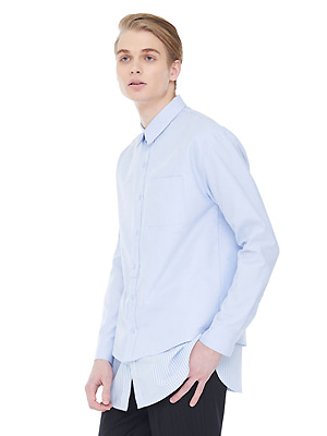 Layered Shirts - Light Blue