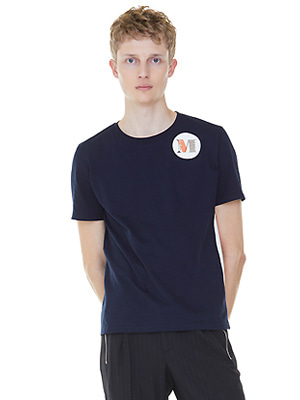 Shield m lining t-shirts - Navy