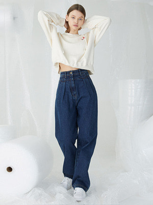 Duae Denim Pants - Blue
